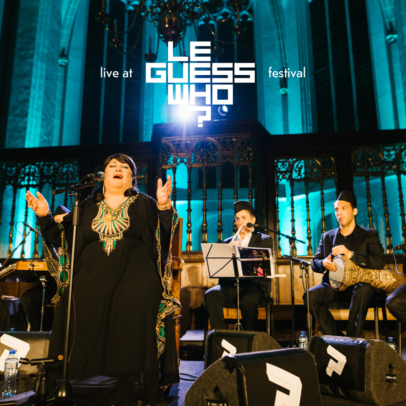 Listen to Farida & The Iraqi Maqam Ensemble's full performance at Le Guess Who? 2017