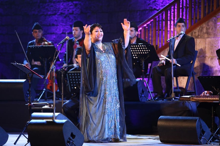 Farida & The Iraqi Maqam Ensemble