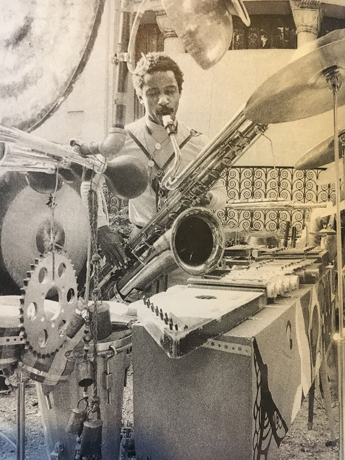 Tracing the Roots: Art Ensemble of Chicago's Great Black Music, Ancient To The Future