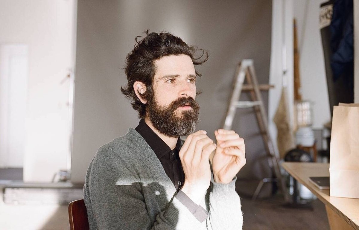 Listen: Devendra Banhart covers Joan of Arc's 'Shown and Told'