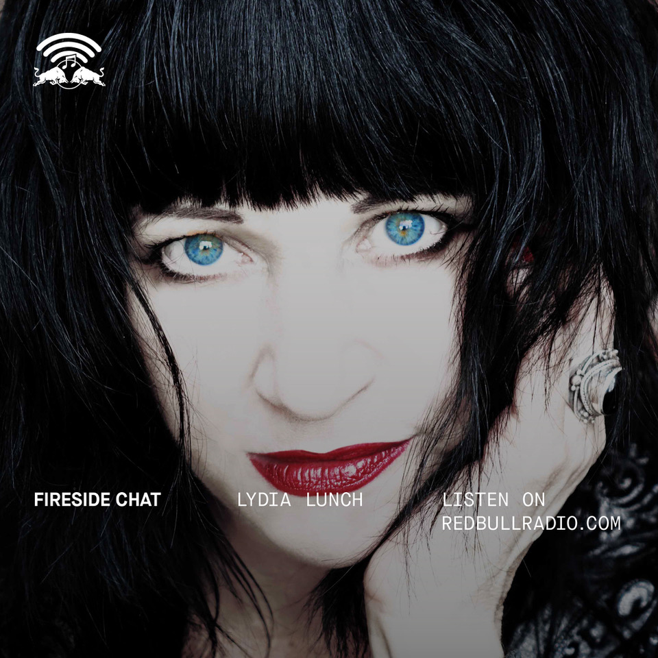 Listen to Red Bull Radio's Fireside Chat with Lydia Lunch, captured during LGW18
