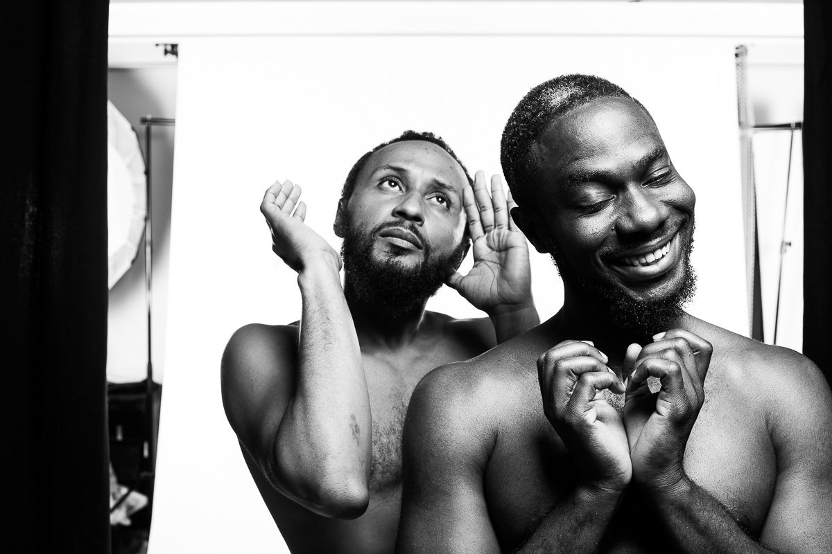 Watch Ghanaian duo Fokn Bois perform 'Brukutu' from their latest album 'Afrobeats LOL'
