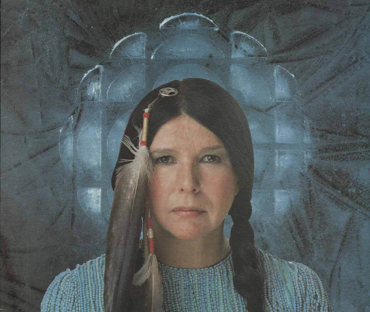 Listen to Alanis Obomsawin's 'Bush Lady' via The Museum of Canadian Music