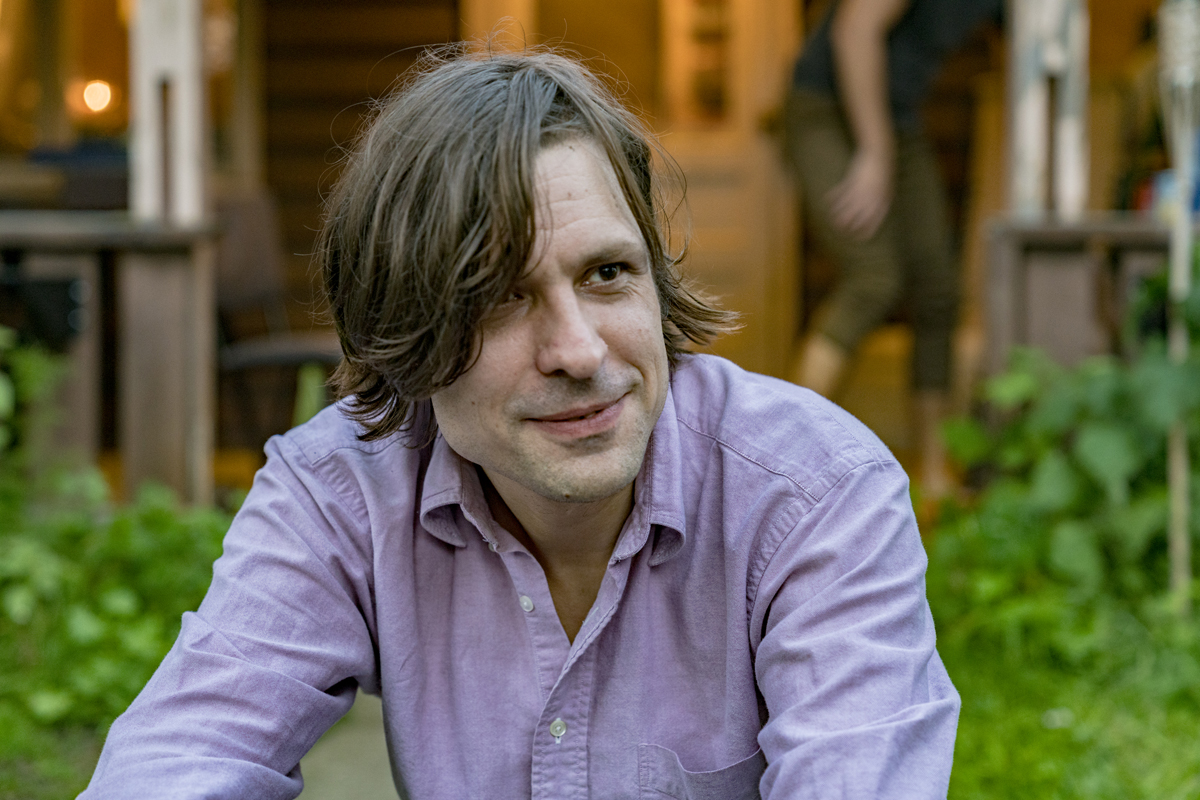 John Maus' new album 'Screen Memories' is out now