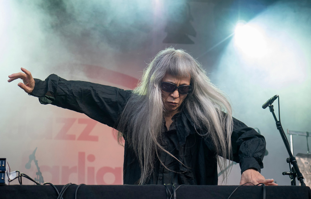 Read: The Quietus' 10 points of entry to the work of Keiji Haino
