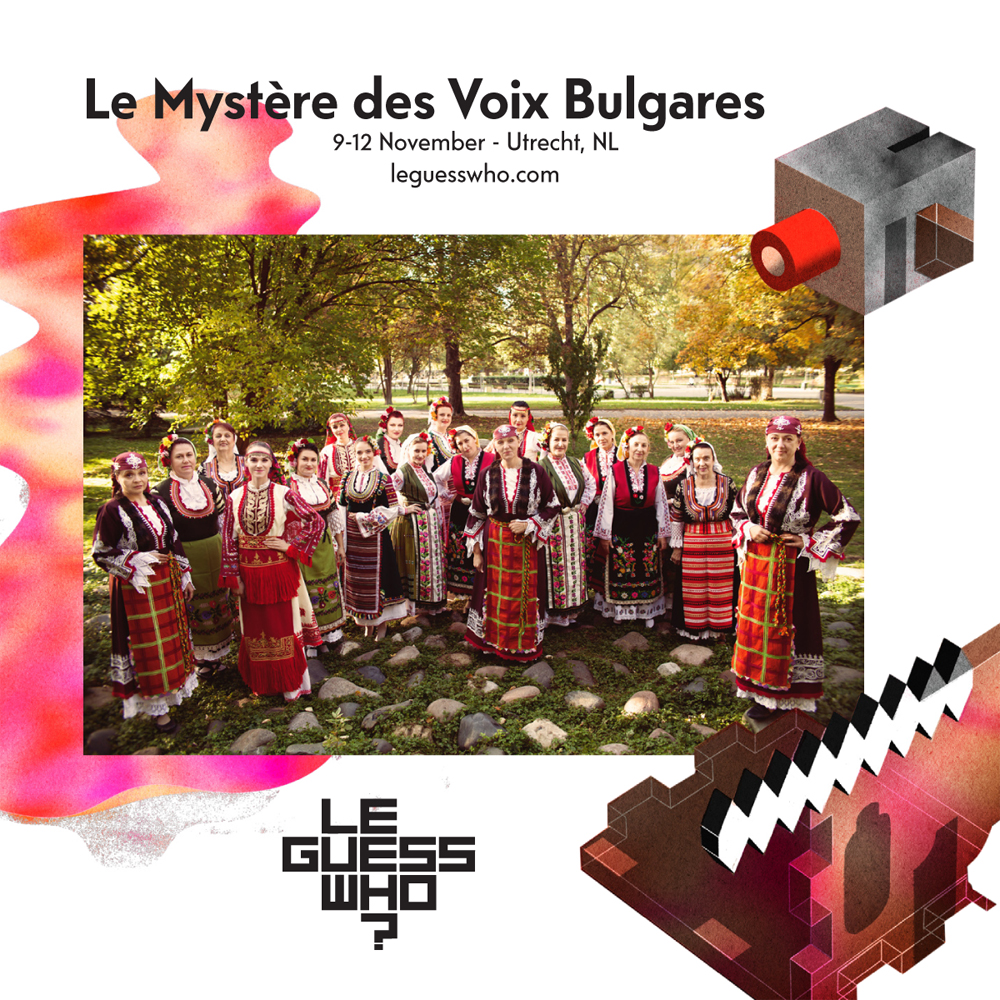 Bulgarian women's choir Le Mystère des Voix Bulgares, curated by Perfume Genius