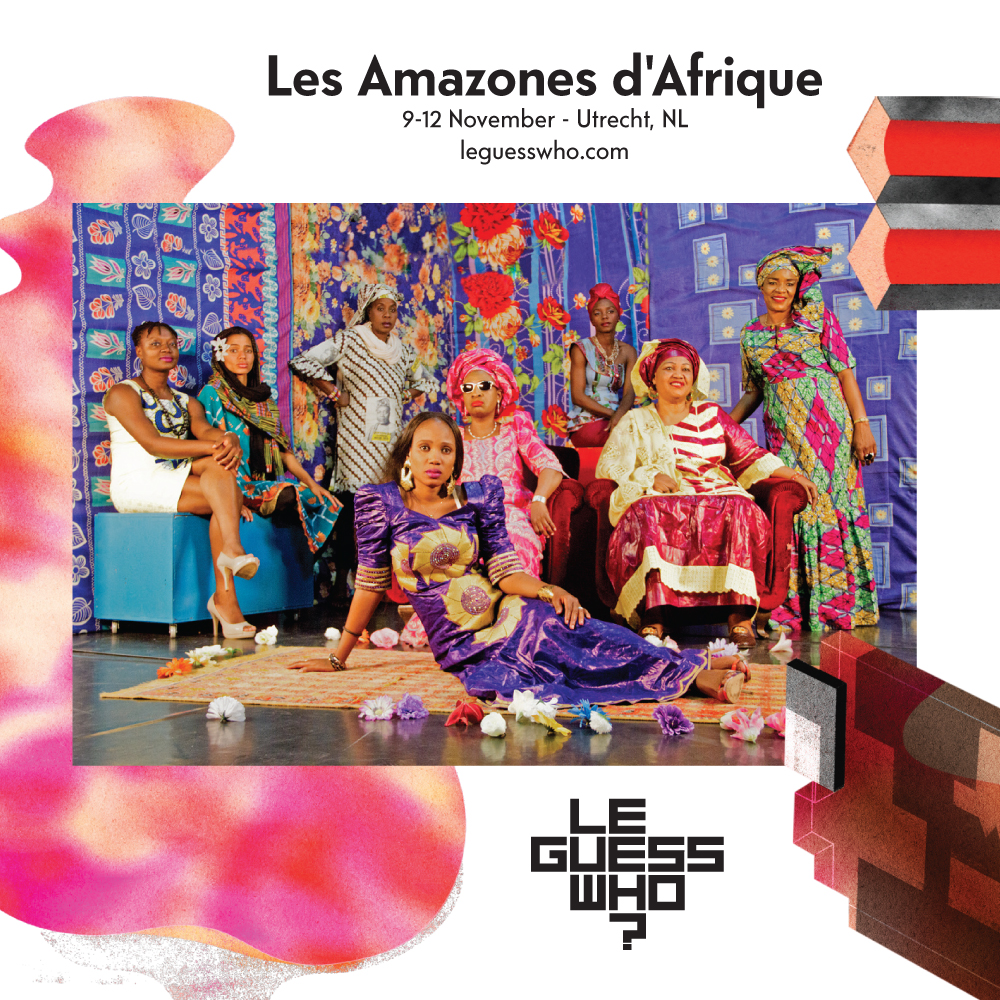 Les Amazones d'Afrique: making a big noise for women in a world run by men