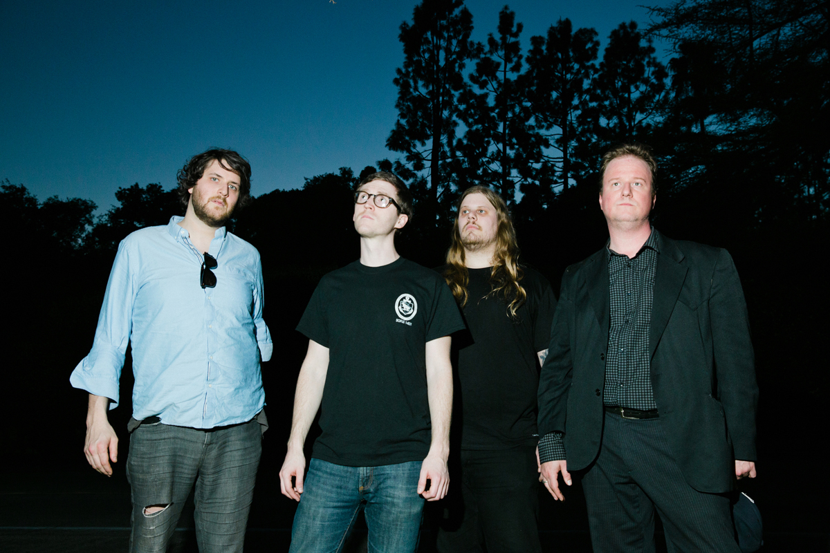Protomartyr share new song 'Don't Go To Anacita'