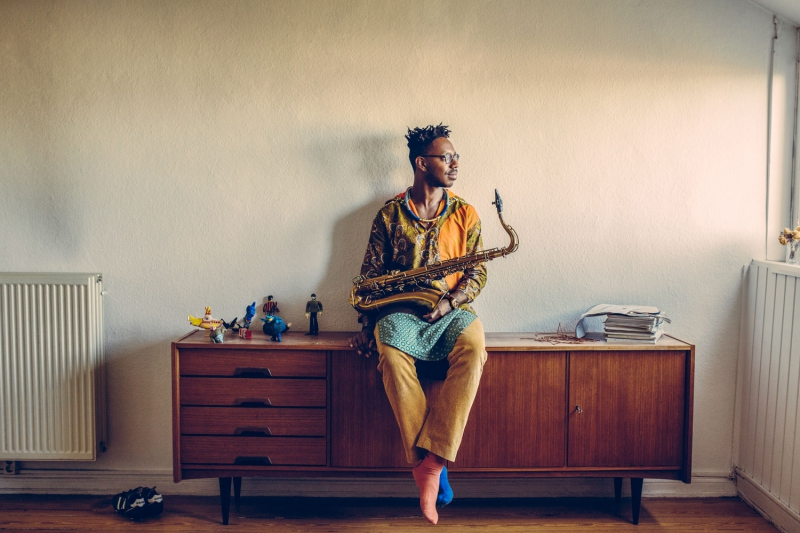Watch a video portrait of jazz trailblazer Shabaka Hutchings