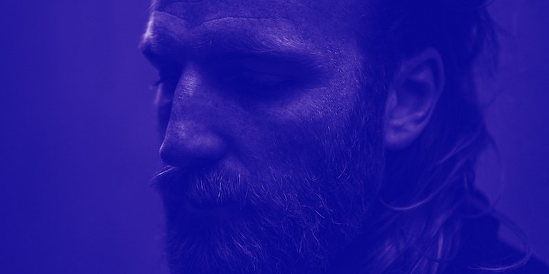 Listen to Ben Frost's new EP 'Threshold of Faith', produced by Steve Albini