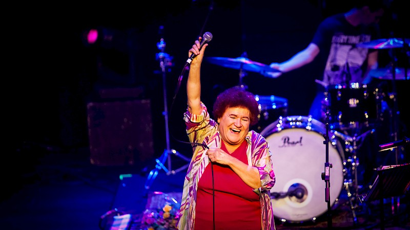 Selda Bagcan to perform at Strange Sounds From Beyond