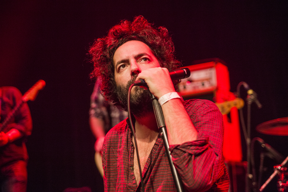 Listen to Destroyer, Faust and The Notwist live at Le Guess Who? 2015