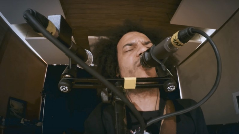 Watch Zeal & Ardor's new video for 'Blood In The River'